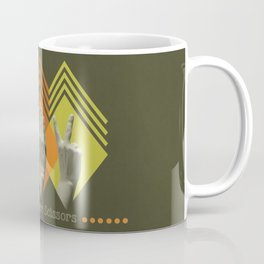 rock paper scissors Coffee Mug