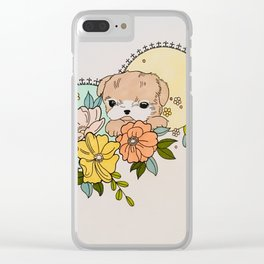 I Would Like To Take You Out To Lunch Clear iPhone Case