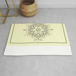 Resolve to Love Yourself Rug
