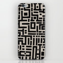 Trip Hop In The City iPhone Skin
