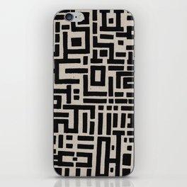 Trip Hop In The City iPhone Skin