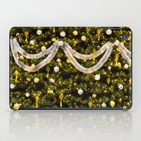 christmas tree iPad Cases featuring Christmas Tree by Pati Designs