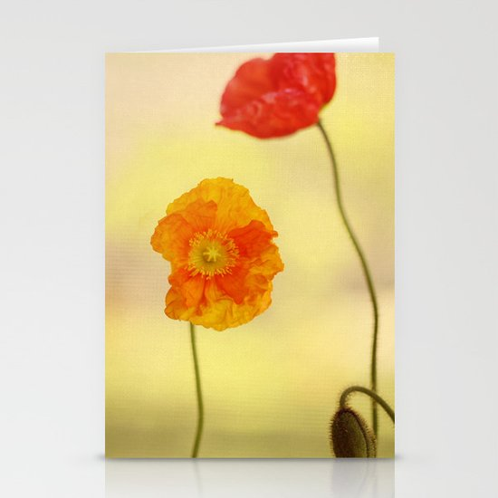 Jeune Fille Stationery Cards