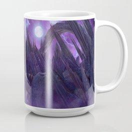 Alien Planet Environment Coffee Mug