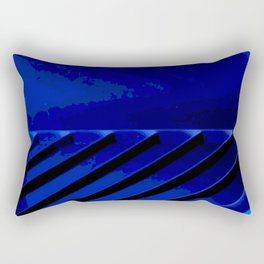 Blue Horizon Rectangular Pillow