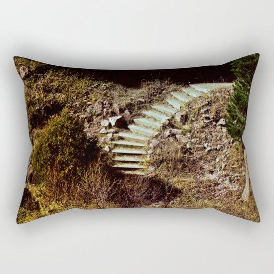 Staircase Rectangular Pillow
