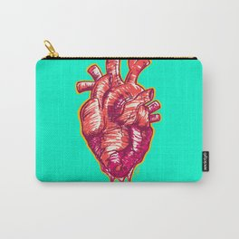 Love Colorful Carry-All Pouch