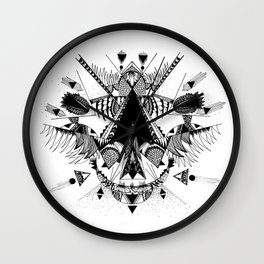 YEPA Wall Clock