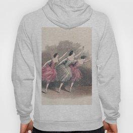 The Three Ballerinas Hoody