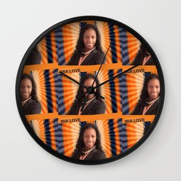 Congresswoman Mia Love Wall Clock