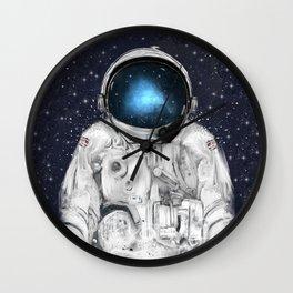 space adventurer Wall Clock
