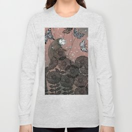 Night Garden (1) Long Sleeve T-shirt