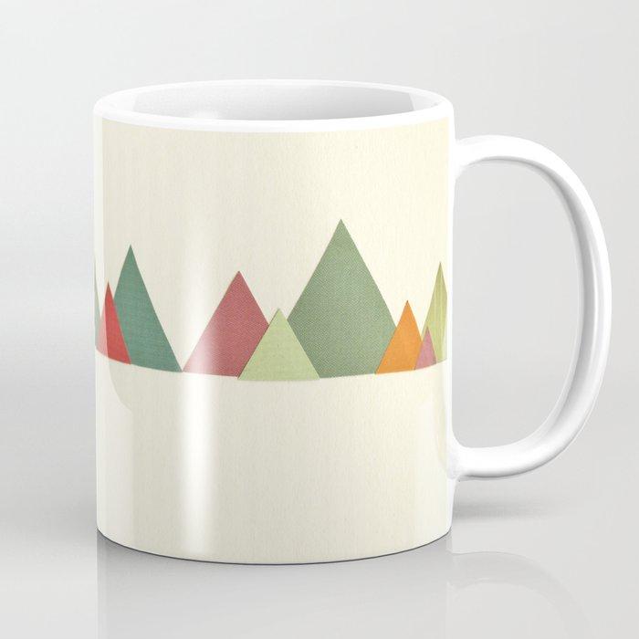 Mountain range Coffee Mug