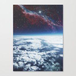 Space Age Canvas Print