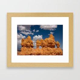 Bryce Canyon National Park, Utah - 2 Framed Art Print