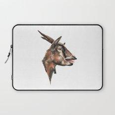 Salivating Goat Laptop Sleeve