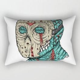 Undead Jason Rectangular Pillow