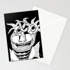 These Eyes Have Plants Coming Out Of Them Stationery Cards