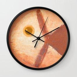 Mola Mola 2 Wall Clock