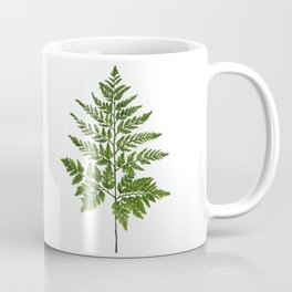 Fern 2 Painting Coffee Mug