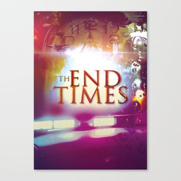 The End Times Canvas Print