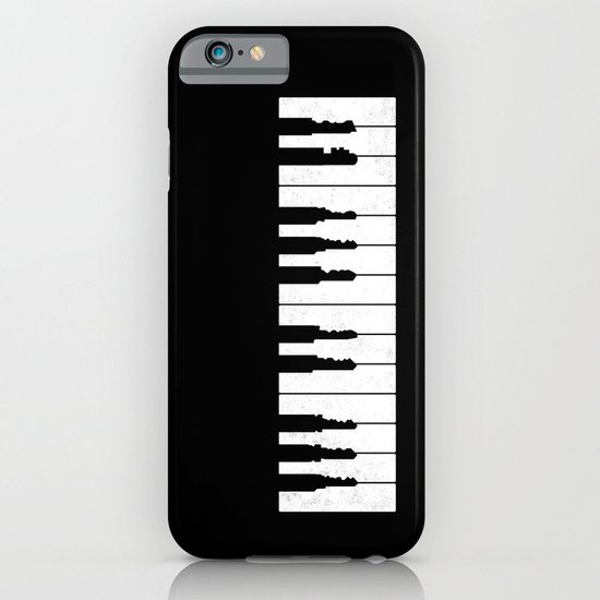 Piano Keys iPhone & iPod Case