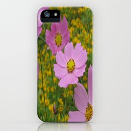 SWAYING IN THE BREEZE iPhone Case