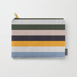 Paint Stripes Carry-All Pouch