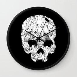 Shirt of the Dead Wall Clock