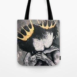 Naturally Royalty Tote Bag