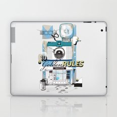 Ten Golden Rules Laptop & iPad Skin