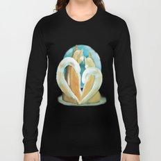 Fluffy love Long Sleeve T-shirt