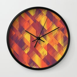 Variant II Wall Clock