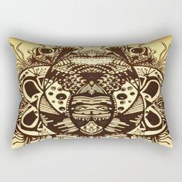 Fruitful Supremacy Rectangular Pillow