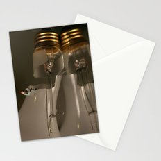 Reflecting on a Bad Idea Stationery Cards