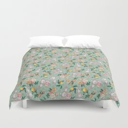 Jelly Delly Duvet Cover