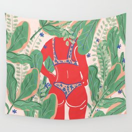 The Art Of Bikini Wall Tapestry