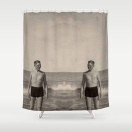 Am Meer Shower Curtain