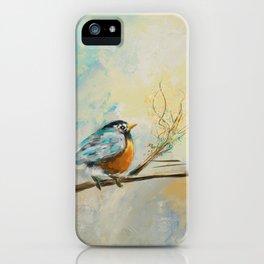 Little Bird 3473 iPhone Case