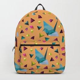 Origami carnival Backpack