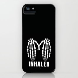 skeleter iPhone Case