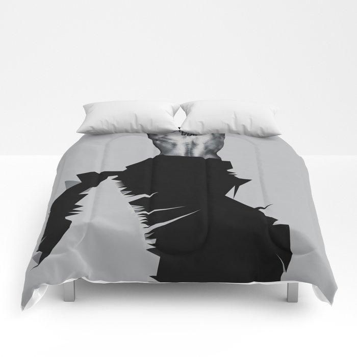 it hurts when ... Comforters