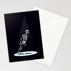 Anti-Gravity Stationery Cards