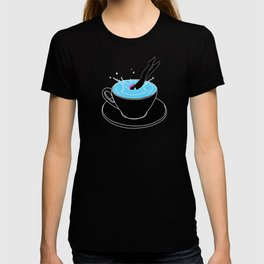 Coffee Diving T-shirt
