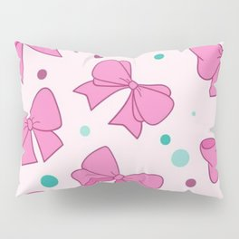 Bow Mania Pillow Sham