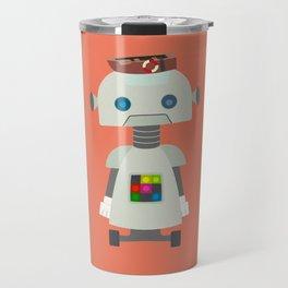 Robo Fashionista Travel Mug