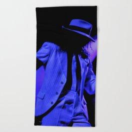 Annie Are You Okay? (MJ) Beach Towel