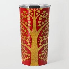 Bodhi Tree0109 Travel Mug
