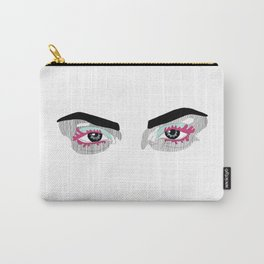 Colour eyes  Carry-All Pouch