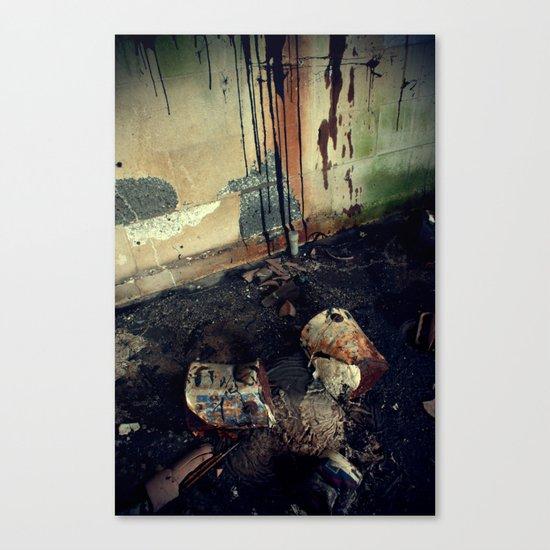 Expressionism Canvas Print